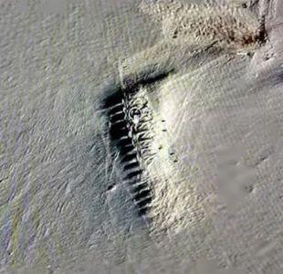 La misteriosa ciudad secreta descubierta en la Antártica y que genera todo tipo de teorías