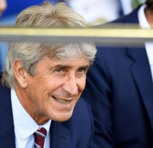 ¡Celebra Manuel Pellegrini!: West Ham United logra su primer triunfo en la Premier League