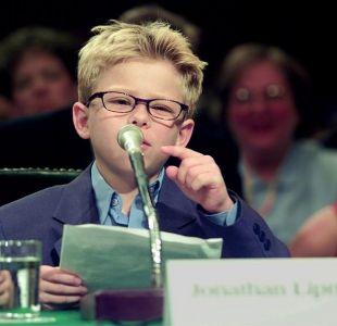 Así luce en la actualidad Jonathan Lipnicki, el niño de Stuart Little