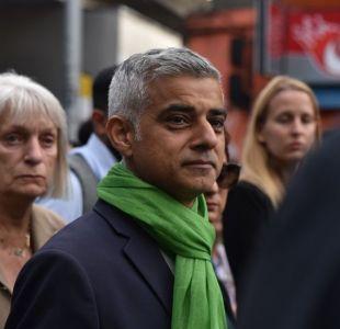 Brexit: el alcalde de Londres, Sadid Khan, pide que los británicos tengan una segunda votación