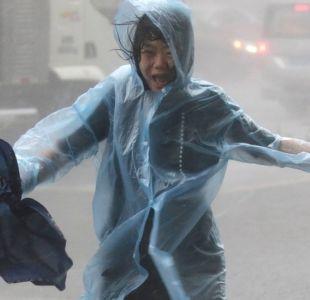 Tifón Mangkhut: al menos 65 muertos en Filipinas y más de 2 millones de evacuados en China