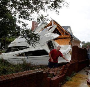 Huracán Florence: 23 muertos y zonas del sureste de Estados Unidos bajo el agua tras su paso