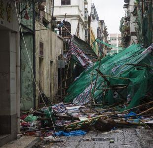 Suben a 81 los muertos en Filipinas por el tifón Mangkhut
