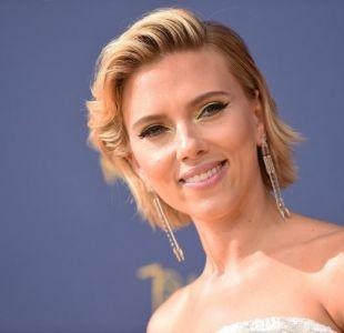 [FOTOS] Scarlett Johansson se robó todas las miradas en la Alfombra Roja de los Emmy 2018