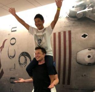 SpaceX desvela el misterio: un joven magnate japonés será el primer turista a la Luna