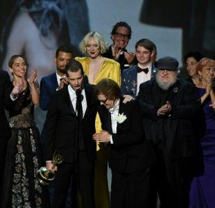 Game of Thrones se luce en los Emmy y es la serie más ganadora de todos los tiempos