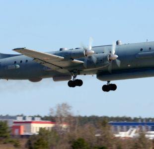 Siria derriba por error un avión militar de Rusia pero Moscú responsabiliza a Israel