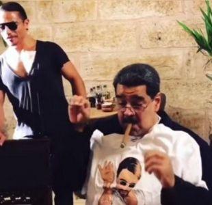 [VIDEO] Nicolás Maduro se llena de críticas por disfrutar lujoso banquete en restaurante turco