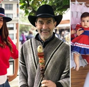 [FOTOS] El 18 de los famosos: Así celebran las Fiestas Patrias las figuras de la televisión