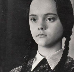 """[FOTOS] ¡Irreconocible! Así luce en la actualidad Merlina de """"Los Locos Addams"""""""