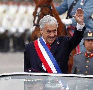 Presidente Piñera realiza positiva evaluación de la parada militar