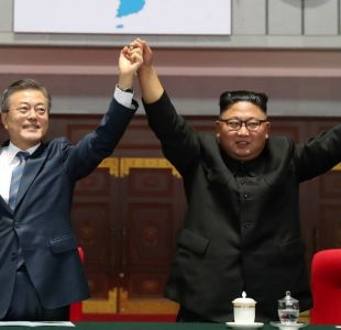 Cumbre de Coreas