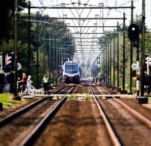 Cuatro niños en bicicleta mueren atropellados por un tren en Holanda