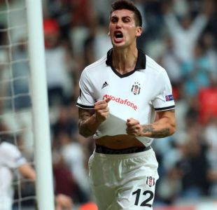 [VIDEO] Enzo Roco anotó su primer golazo con el Besiktas