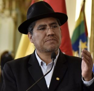 Canciller boliviano afirma que Chile intenta distorsionar la esencia de la demanda marítima