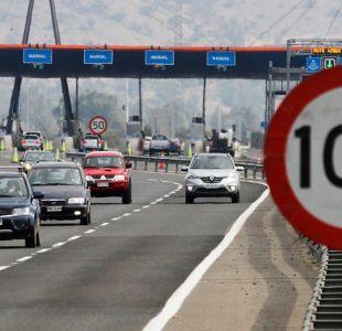 [VIDEO] Experto advierte falta de fiscalización por aumento de fallecidos en accidentes