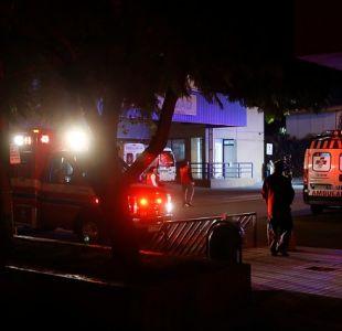 Rotura de caldera obliga evacuación de pacientes en el Hospital Dr. Luis Tisné en Peñalolén