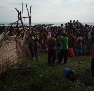 Naufragio de ferri en Tanzania deja más de 100 muertos