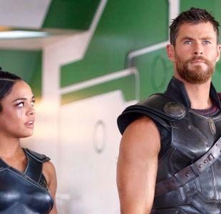 """Protagonistas de """"Thor: Ragnarok"""" filtran primeras imágenes del 'reboot' de """"Men in Black!"""""""