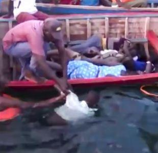 Al menos 131 muertos deja naufragio de ferri en Tanzania