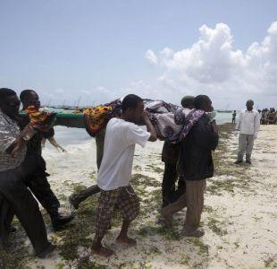 Aumenta a 151 los muertos por naufragio en Tanzania