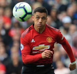 Manchester United consigue deslucido empate con Alexis Sánchez como titular