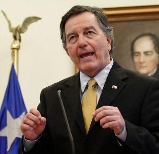 Gobierno de Chile rechaza acusaciones de Venezuela
