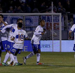 [VIDEO] Goles Fecha 23: Católica venció a San Luis y permanece como líder del torneo