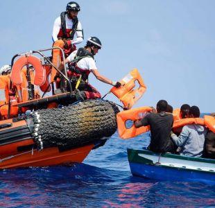 Panamá revoca el registro del Aquarius, el buque que socorre a migrantes en el Mediterráneo