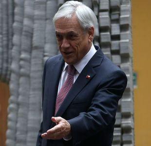 Presidente Piñera presenta acuerdo por la Paz en La Araucanía