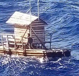 La extraordinaria historia del adolescente que sobrevivió 49 días a la deriva en altamar