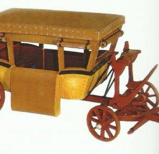 Cómo nació el primer sistema de transporte colectivo del mundo