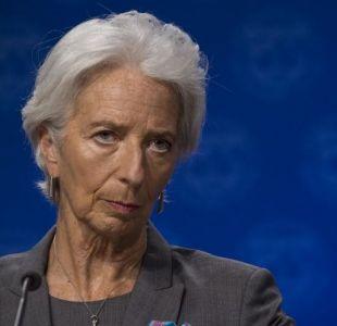Directora del FMI elogia a su gran amiga Michelle Bachelet por cargo en la ONU