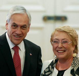 Piñera abordaría con Bachelet en Nueva York inminente fallo de La Haya