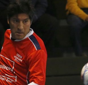 """Zamorano despide a su maestro Manuel Rodríguez: """"Gracias por confiar en mí"""""""