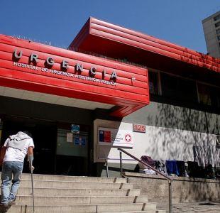 Funcionarios de la ex Posta Central anuncian paro total de actividades