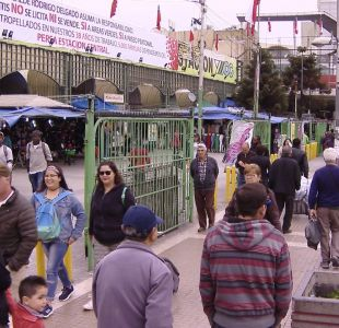 [VIDEO] Golpe al microtráfico en el persa estación