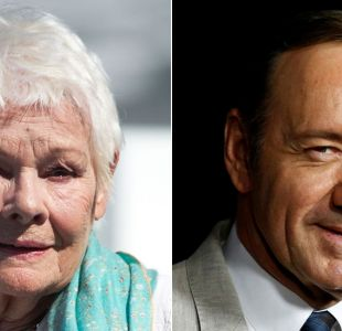 La defensa de Judi Dench a favor de Kevin Spacey ante las acusaciones de acoso sexual