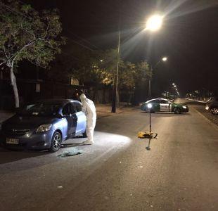 Conductor de Uber es apuñalado tras ser víctima de portonazo en San Bernardo