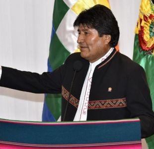 Evo Morales llama a ganar las elecciones presidenciales en Bolivia con más del 70% de votos