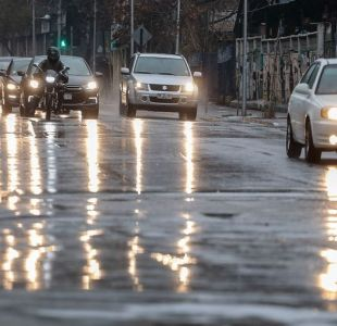 [VIDEO] Los lugares donde habrá lluvia este fin de semana