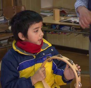 [VIDEO] #LaBuenaNoticia: La escuela que tiene un solo alumno
