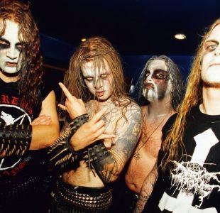 Marduk, la banda sueca de black metal que causa polémica y rechazo en América Latina