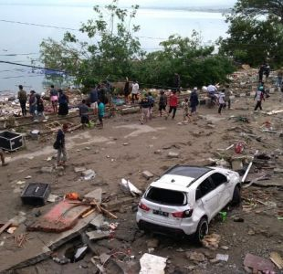 Los seis tsunamis más mortíferos en más de un siglo