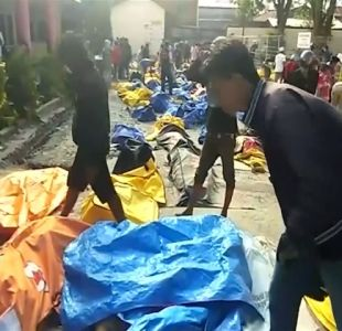 [VIDEO] Nueva tragedia en Indonesia