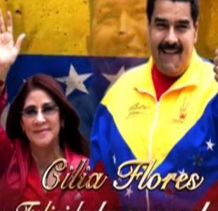 [VIDEO] ¿Quién es la polémica esposa de Maduro?