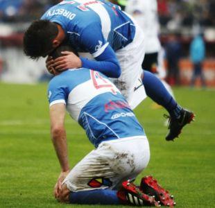 [FOTOS] Las tristes postales que dejó la lesión de Cristián Álvarez