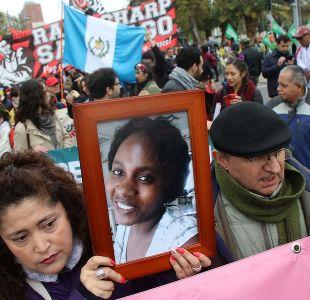 Agrupaciones crean Día Nacional contra el Racismo tras marcha en conmemoración a Joane Florvil