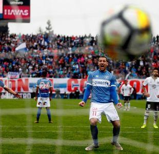 [VIDEO] Goles Fecha 24: Universidad Católica vence a Colo Colo y se acerca al título