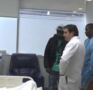 [VIDEO] Primera haitiana transplantada en Chile